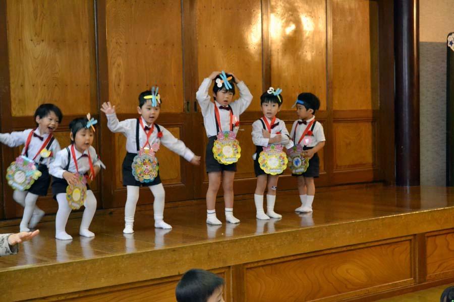 上宮第一幼稚園「お誕生会」_d0353789_16091040.jpg
