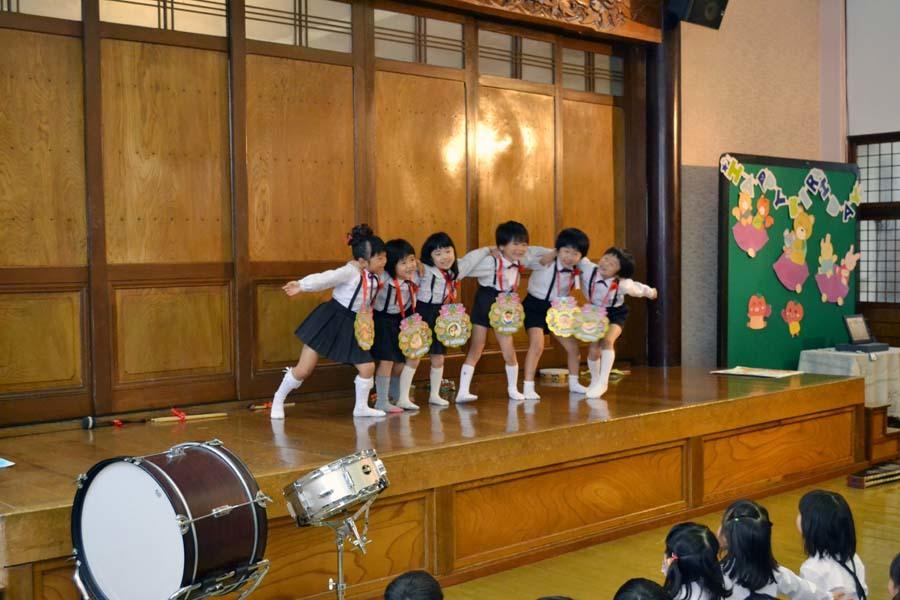 上宮第一幼稚園「お誕生会」_d0353789_16095763.jpg