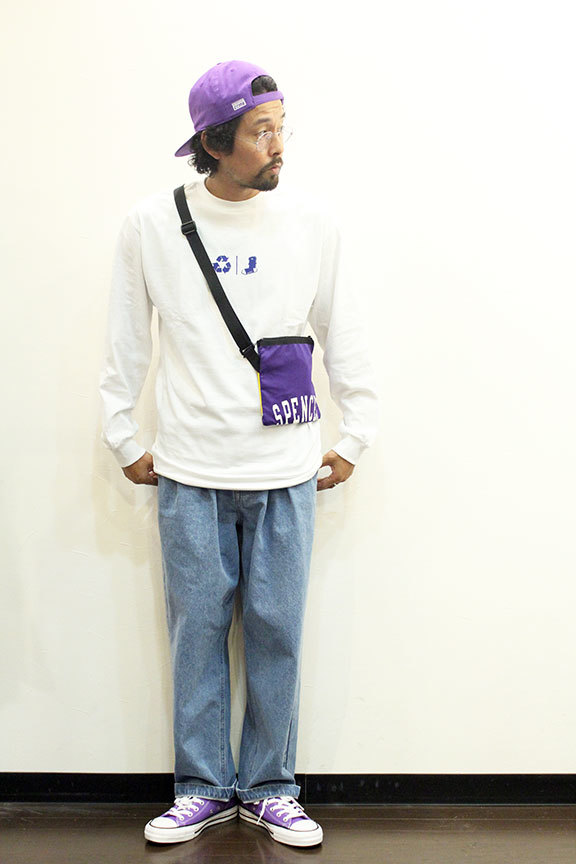 "WHIMSY (ウィムジー) "" FRESH DELIVERY L/S TEE \""_b0122806_13090392.jpg"