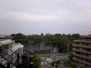 台風接近でお見合い延期も「これもご縁」_b0255217_10593448.jpg