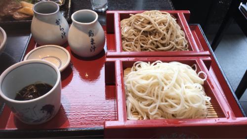 永坂更科の蕎麦_d0025421_17214702.jpg