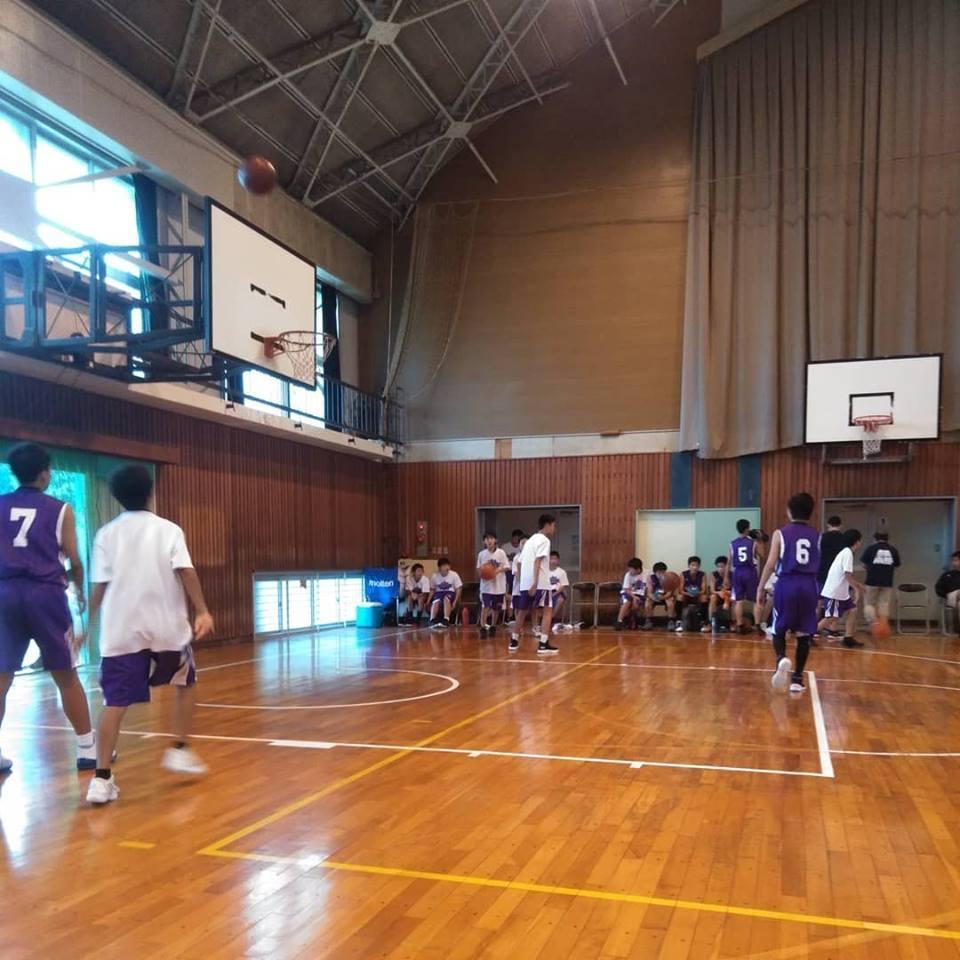 次男バスケ新人戦 ②_c0189426_20254701.jpg