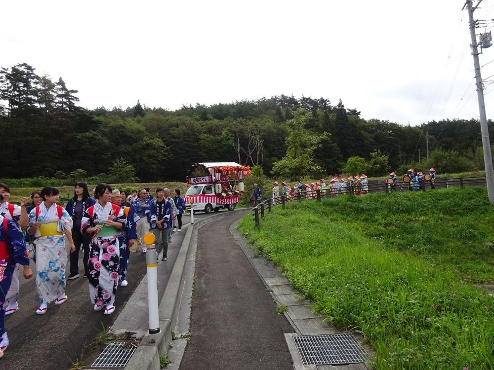 兼務社砥森神社例祭奉仕_c0111229_18443307.jpg