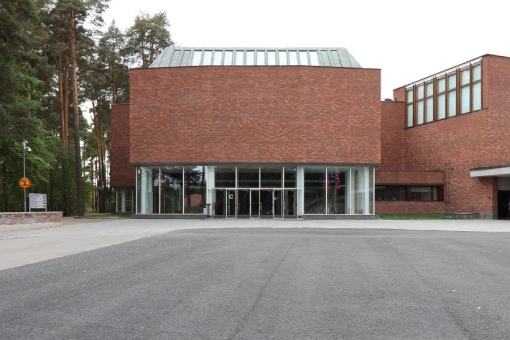 ■北欧近代建築を巡る旅 アールト&アスプルンド 4日目 アアルト建築・・・_f0165030_16390750.jpg