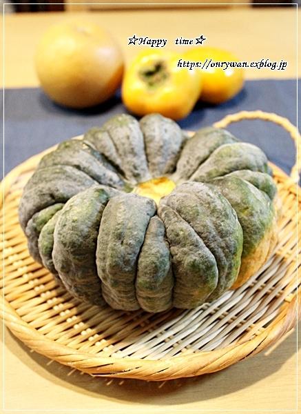 そぼろ弁当とかぼちゃ♪_f0348032_18355607.jpg
