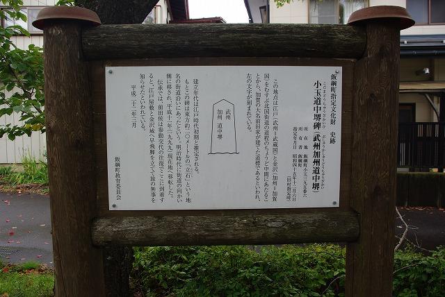 秋の信州の旅 2 江戸と加賀の中間点_d0043136_1844332.jpg