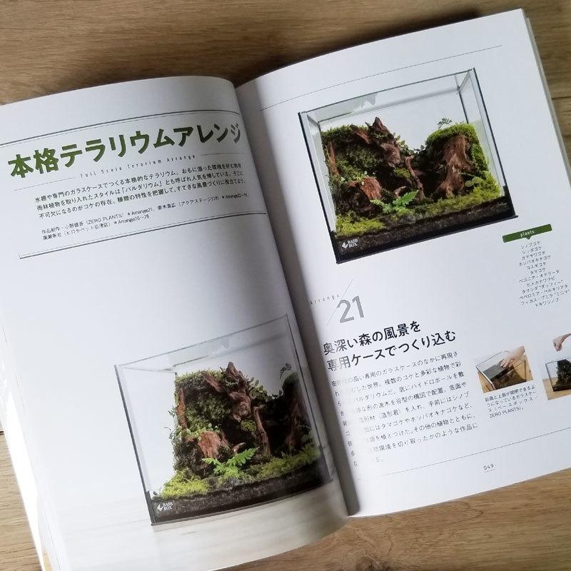 撮影協力させて頂いた書籍「コケリウム」が新発売されました。_d0376039_16351720.jpg