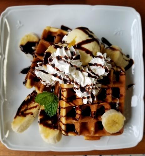 Cafe chacha BOSSA * キッチュでレトロな民家カフェでほっこり♪_f0236260_03182250.jpg