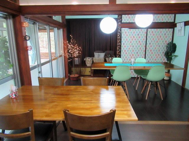 Cafe chacha BOSSA * キッチュでレトロな民家カフェでほっこり♪_f0236260_16504257.jpg