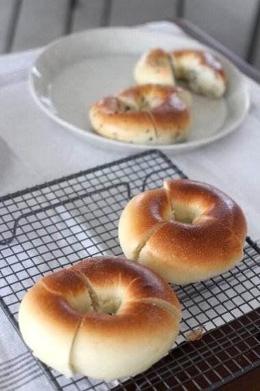 「日本一適当なパン教室~ベーグル大好き!ベーグル祭り(←秋なのに夏気分・笑)~」終了しました~。_f0224568_19451205.jpg