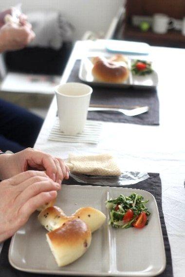 「日本一適当なパン教室~ベーグル大好き!ベーグル祭り(←秋なのに夏気分・笑)~」終了しました~。_f0224568_19452694.jpg