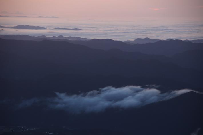 赤城山からの朝景(1) (撮影日:2018/9/28)_b0369971_15244260.jpg