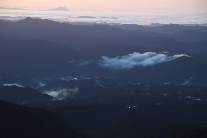 赤城山からの朝景(1) (撮影日:2018/9/28)_b0369971_15262337.jpg