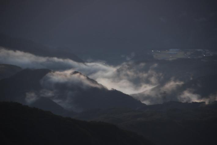 赤城山からの朝景(1) (撮影日:2018/9/28)_b0369971_15404212.jpg