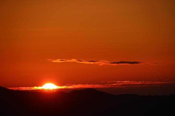赤城山からの朝景(2) (撮影日:2018/9/28)_b0369971_16452118.jpg