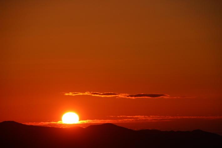赤城山からの朝景(2) (撮影日:2018/9/28)_b0369971_16505956.jpg