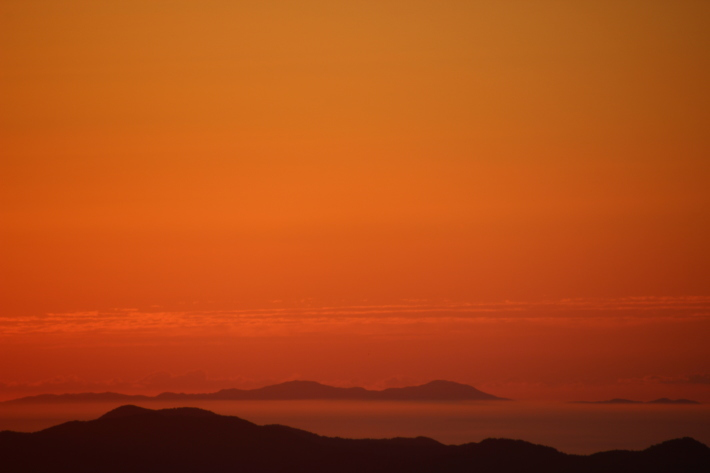 赤城山からの朝景(2) (撮影日:2018/9/28)_b0369971_16591093.jpg