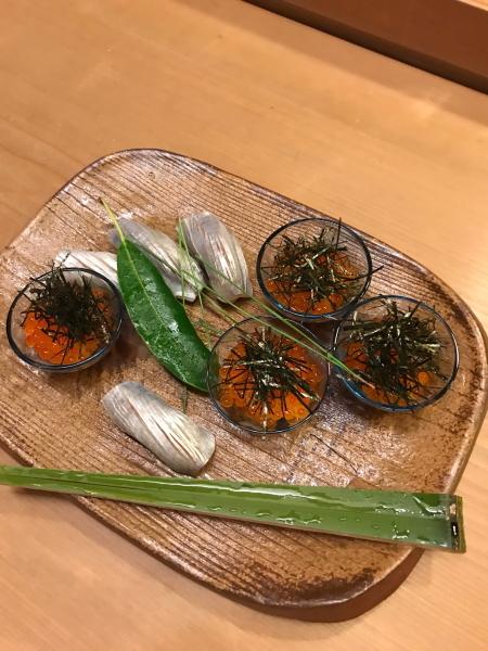 秋のお寿司_e0176392_14380258.jpg