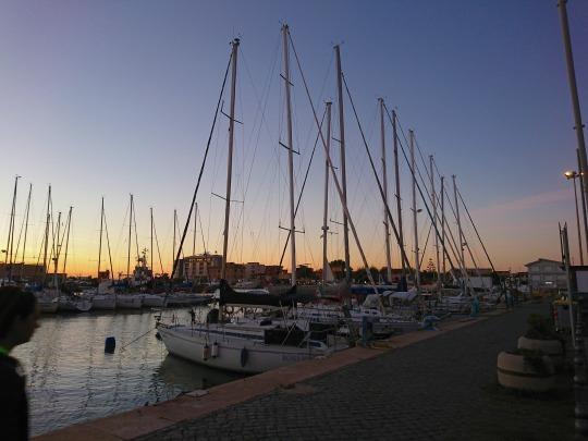 欧州出張2018年09月-イタリア・ローマー第六、七日目-港でシーフードを楽しむ_c0153302_00095020.jpg