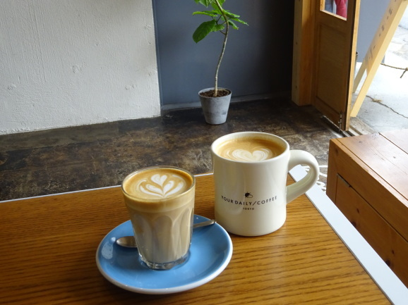 YOUR DAILY COFFEEさんでランチ_e0230011_16121097.jpg