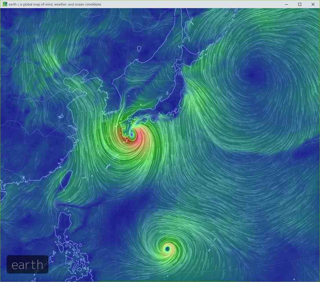 台風を待っていたらグラっときた_c0025115_22074373.jpg