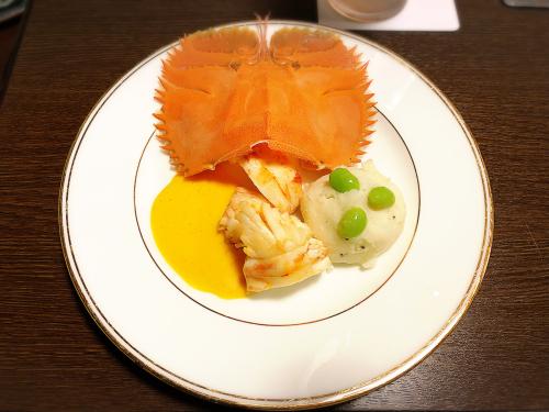 創作料理しん@2_e0292546_08492824.jpg