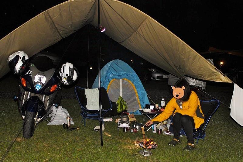 2018 秋 キャンプツーリング [夕日の丘キャンプ場]に 行ってきま~す!_c0261447_17404911.jpg