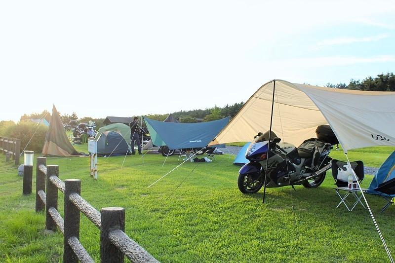2018 秋 キャンプツーリング [夕日の丘キャンプ場]に 行ってきま~す!_c0261447_17450733.jpg