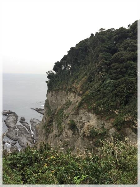 もんじゃ焼きやさんと雨の湘南・・・。_a0341548_14542937.jpg