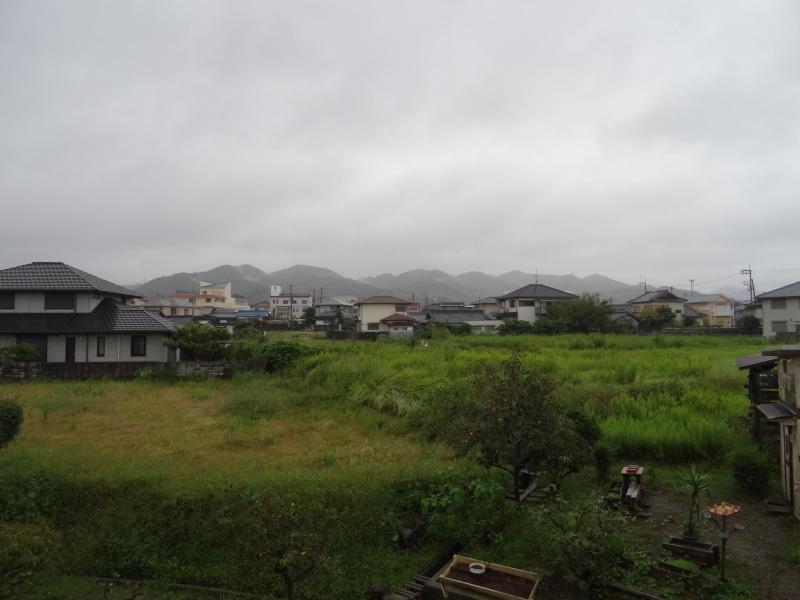 台風24号来襲・・・岬町淡輪_c0108460_16412396.jpg