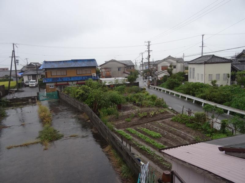 台風24号来襲・・・岬町淡輪_c0108460_16423597.jpg