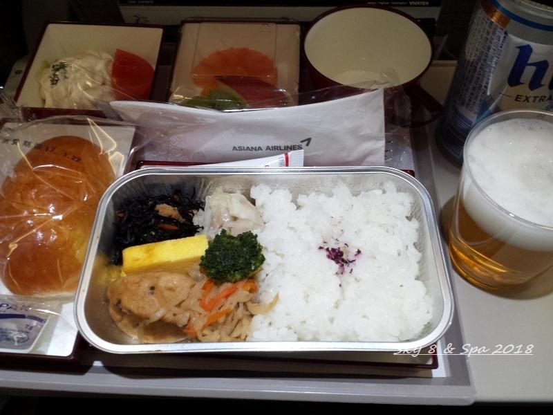 ◆ 機内食、その42 ソウルへ (2017年1月)_d0316868_17113915.jpg