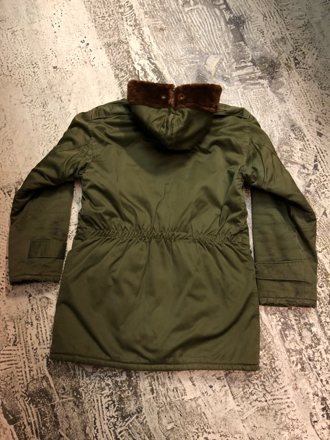Fur Collar Military JKT!!_c0078587_410517.jpg