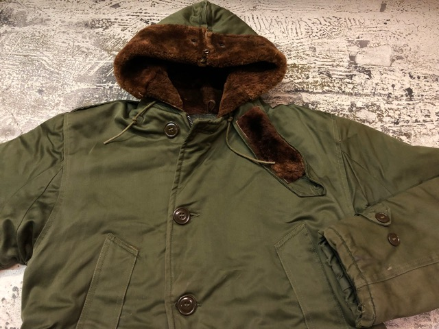 Fur Collar Military JKT!!_c0078587_4111184.jpg