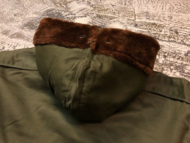 Fur Collar Military JKT!!_c0078587_4112759.jpg