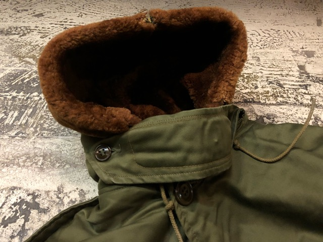 Fur Collar Military JKT!!_c0078587_4131585.jpg
