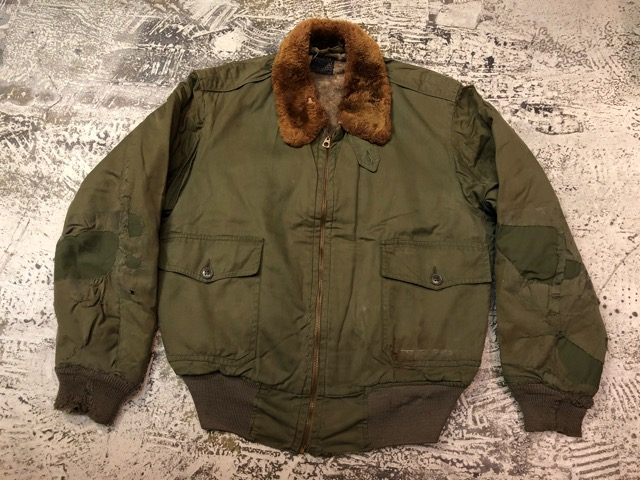 Fur Collar Military JKT!!_c0078587_435561.jpg