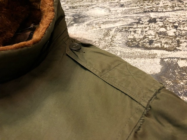 Fur Collar Military JKT!!_c0078587_444553.jpg