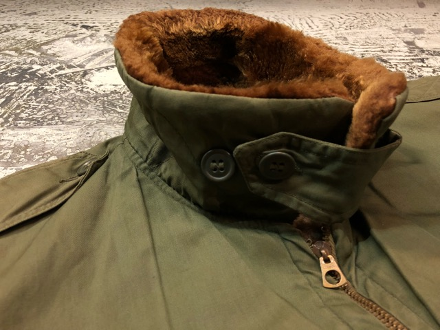 Fur Collar Military JKT!!_c0078587_463878.jpg