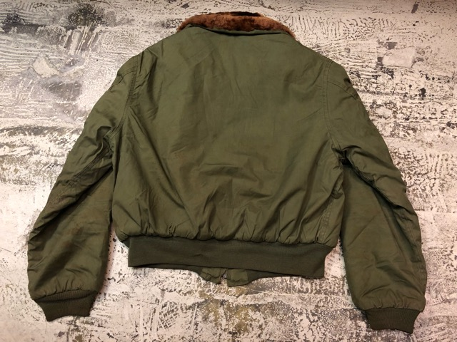 Fur Collar Military JKT!!_c0078587_481472.jpg
