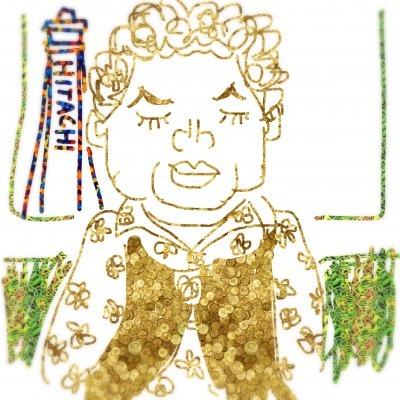 ☆パンチのおばちゃんとココナッツオイル_d0035397_19015424.jpeg
