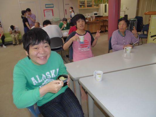 9/30 日曜喫茶_a0154110_15045402.jpg