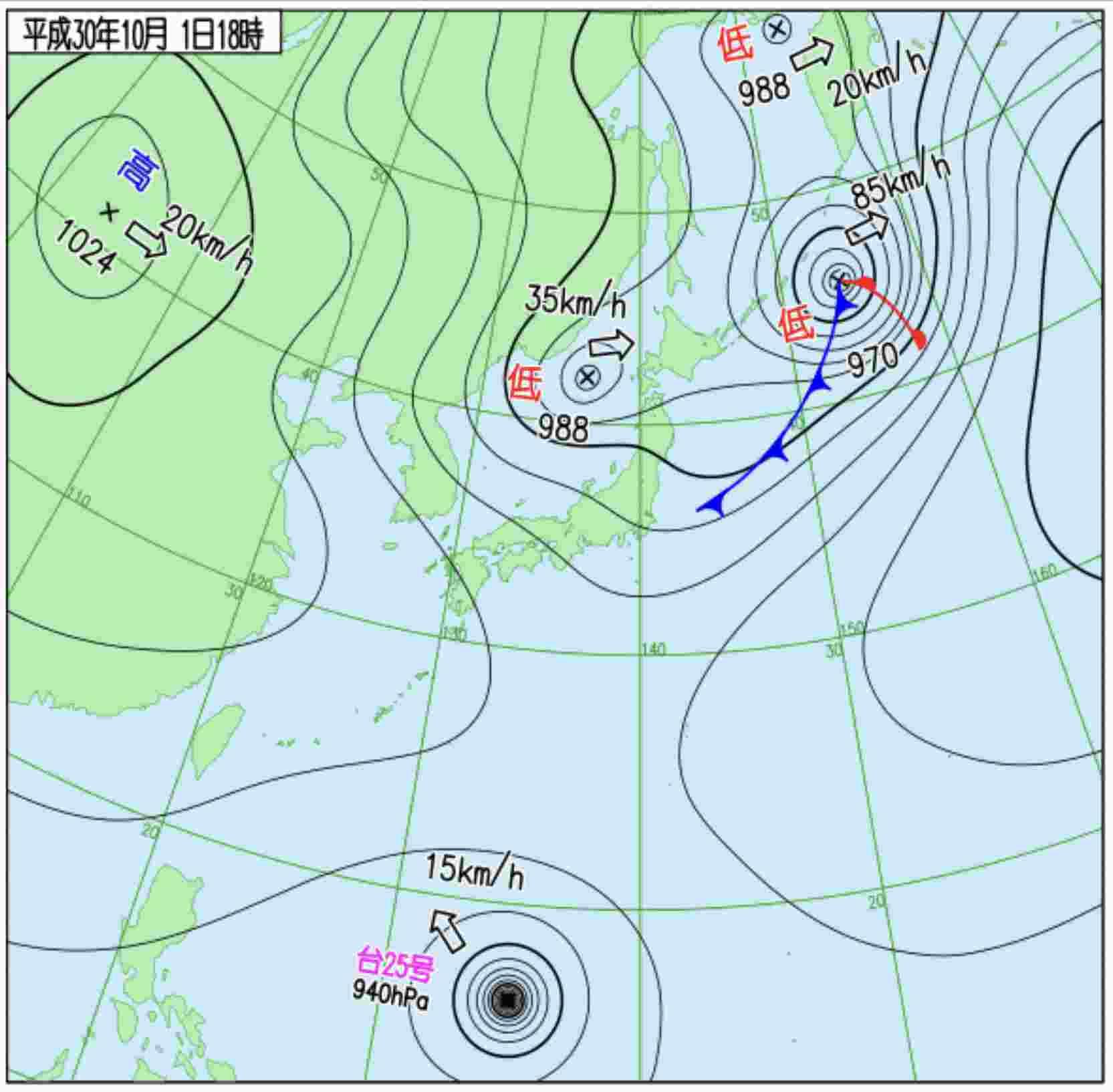 台風去って天候不安定な北海道_c0025115_22173826.jpg