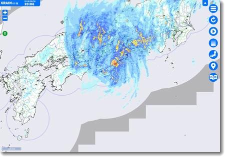 台風24号の影響_c0147448_13223247.jpg