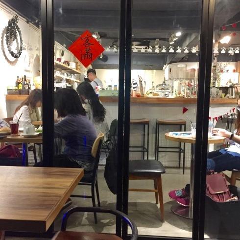 台北旅行 19 夜カフェも楽しい台北♪「沐樂咖啡 新生店」_f0054260_04345977.jpg