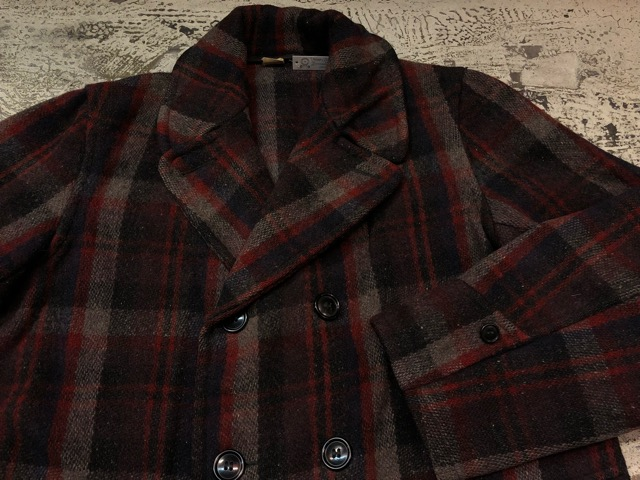 10月3日(水)大阪店冬物ヴィンテージ入荷!#5 Outdoor&Hunting編!!30\'s Wool Sports Coat&BAUER DOWN !!_c0078587_16404175.jpg