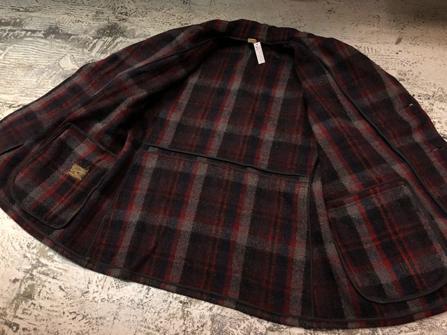 10月3日(水)大阪店冬物ヴィンテージ入荷!#5 Outdoor&Hunting編!!30\'s Wool Sports Coat&BAUER DOWN !!_c0078587_16444210.jpg