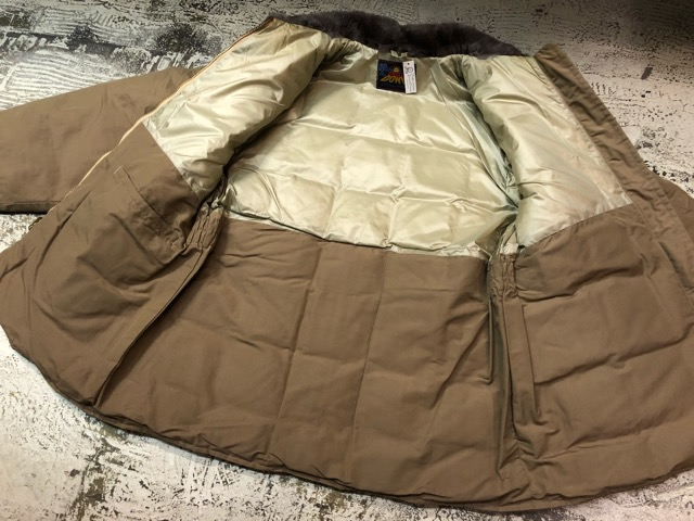 10月3日(水)大阪店冬物ヴィンテージ入荷!#5 Outdoor&Hunting編!!30\'s Wool Sports Coat&BAUER DOWN !!_c0078587_19351636.jpg