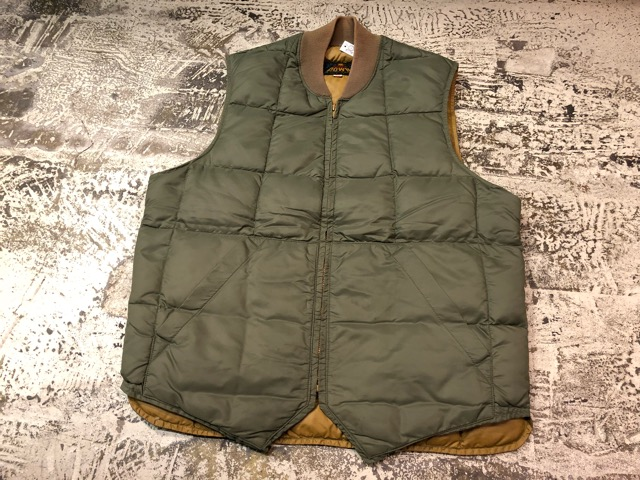 10月3日(水)大阪店冬物ヴィンテージ入荷!#5 Outdoor&Hunting編!!30\'s Wool Sports Coat&BAUER DOWN !!_c0078587_19362482.jpg