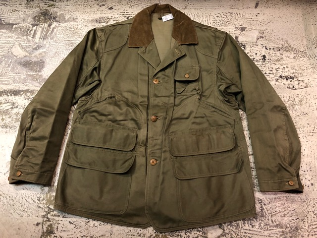 10月3日(水)大阪店冬物ヴィンテージ入荷!#5 Outdoor&Hunting編!!30\'s Wool Sports Coat&BAUER DOWN !!_c0078587_19531774.jpg